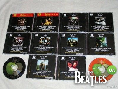 Продам The Beatles - Day By Day (Volume 1-22) [44 CD]