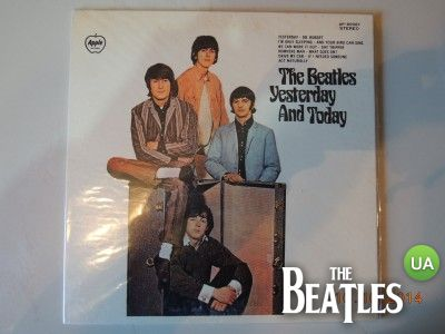 Продам The Beatles Yesterday And Today Japan NM/NM 40
