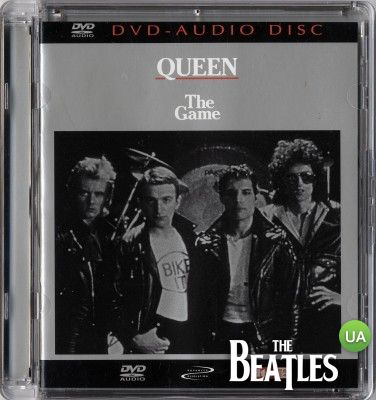 Продам Queen – The Game (DVD-Audio)