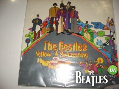 Продам Yellow Submarine