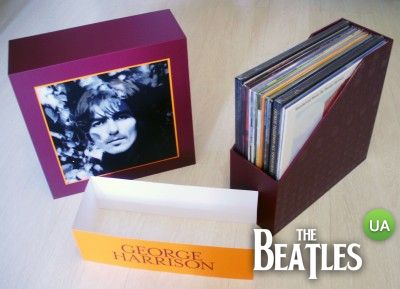 "Продам бокс George Harrison ""The Vinyl Collection"" (под заказ)"