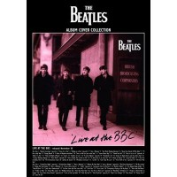 "Открытка ""The Beatles: Live at the BBC"""