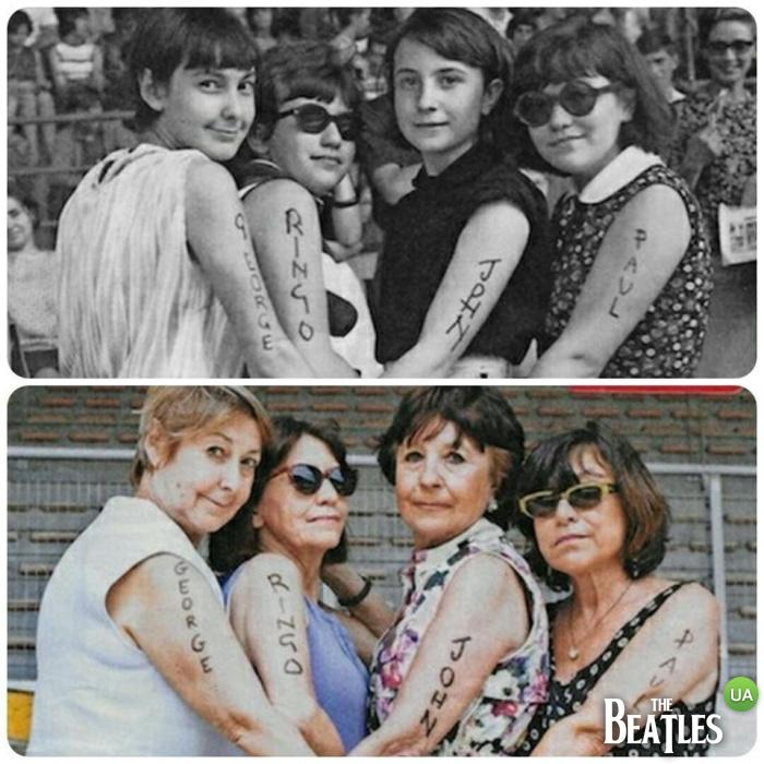 Beatlemania... Yesterday and Today