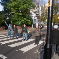 Beatles.UA на Abbey Road