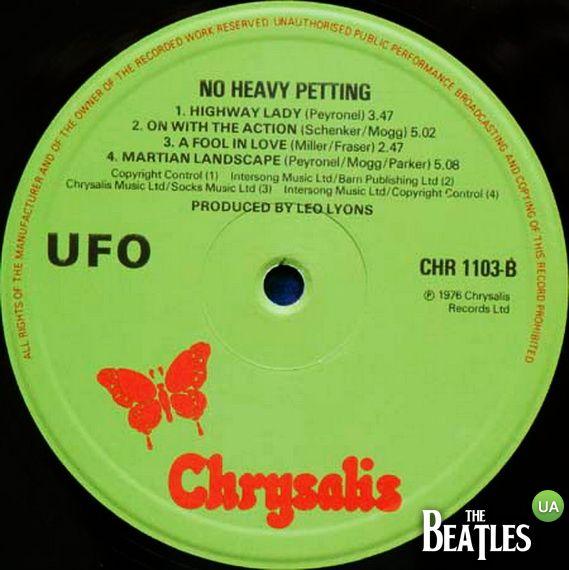 Ufo belladonna - перевод песни ufo